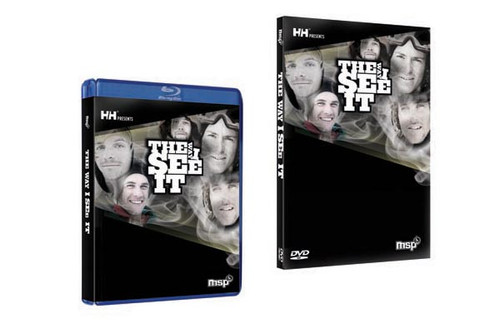Blu-ray and Standard dvd