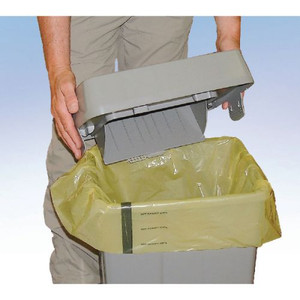 HD Yellow Clinical 90L Waste Bag