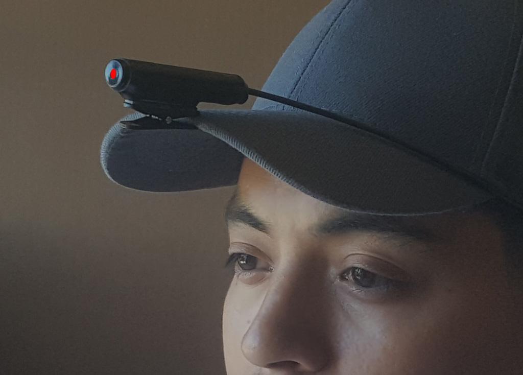 Cap Mounted Laser