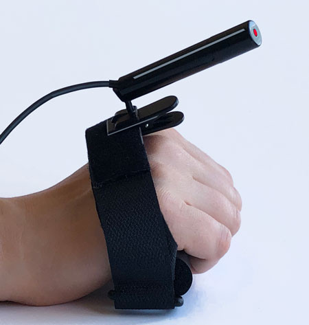 Handheld Laser, Adjustable Angle