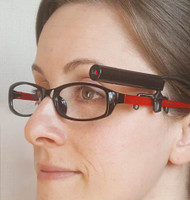 LaserWriter (Eyeglass Mounted)