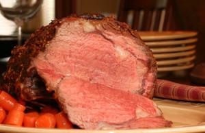Organic Grass Fed Beef Chuck Roast