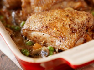Chicken Thighs (Antibiotic Free, Cage Free) New 20 ounce