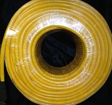 "300' 3/8"" Red Stripe Spray hose roll"
