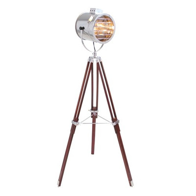 Ahoy Floor Lamp With Spotlight