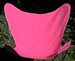 Butterfly Chair Replacement Cover - Pink Cotton Duck