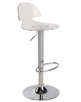 Venti Acrylic Bar Stool