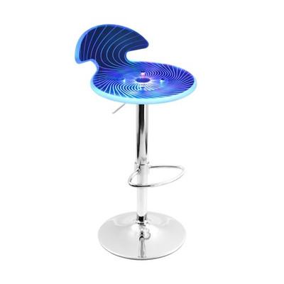 Sprya light up bar stool