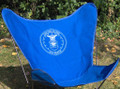 Air Force Butterfly Chair Cover
