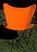 Orange Butterfly Chair