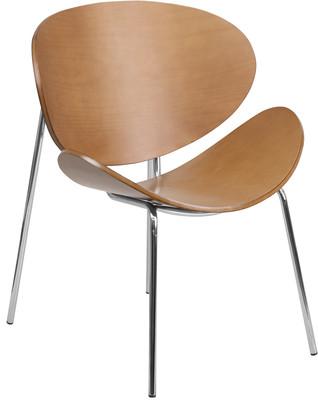 Beech Bentwood Mod Dining Chair