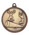 Cheerleading Gold Medal
