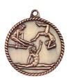 Gymnastics Gold Medal