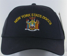 DOCCS State Seal Hat