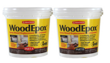 Abatron WoodEpox Epoxy Wood Replacement Compound 2 Quarts