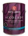Pratt & Lambert Accolade Premium Interior Acrylic Latex Flat Gallon