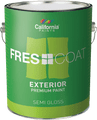 California Fres-Coat Exterior Semi-Gloss  Gallon