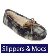 Women's Moccasins & Slippers