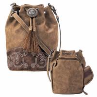 Blazin Roxx Molly Brown Bucket Bag