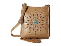 Blazin Roxx Western Handbag Women's Stella Tote Tassel