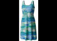Columbia Women's PFG Freezer III Dress Floral Print