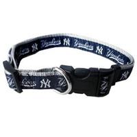 New York Yankees Dog Collar
