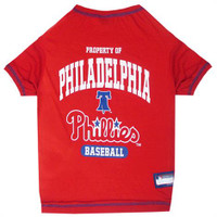 Philadelphia Phillies Pet Tee