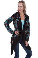 Scully Floral Embroidered Jacket
