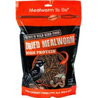 Dried Mealworm To Go 1.1lb