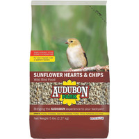 Audubon Park Sunflower Hearts & Chips 5lb