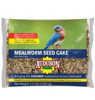 Audubon Park Mealworm Seed Cake 1.5lb