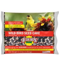 Audubon Park Wild Bird Seed Cake 2.4lb