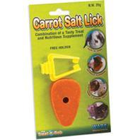 Carrot Salt Lick