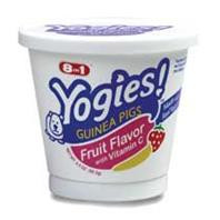 Yogies Fruit With Vitamins Treats for Guinea Pig