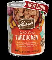 Merrick Turducken Dog Food 12.7oz