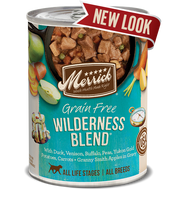 Merrick Wilderness Blend 12.7oz