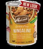 Merrick Wing-a-ling Dog Food 12.7oz