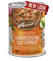 Merrick Thanksgiving Day Dog Food 12.7oz