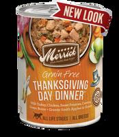 Merrick Thanksgiving Day Dog Food 12.7oz