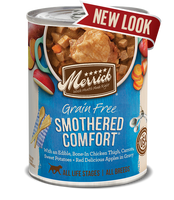 Merrick Smothered Comfort Dog Food 12.7oz