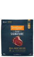 Instinct RAW Signature Beef Bites 4lb