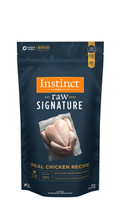 Instinct RAW Signature Chicken Patties 6lb