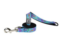 Dog Leash 6' - Tropical Paisley