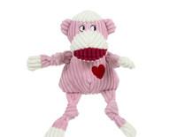 Ms Sock Monkey Knottie