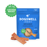 Dogswell Hip & Joint Chicken Jerky 24oz