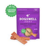 Dogswell Immunity & Defense Chicken Jerky 24oz