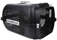 Voyageur Dog Carrier - Black Tiger X-Large