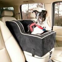 Luxury High-Back Console Dog Seat