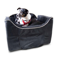 Luxury Lookout Dog Car Seat - Snoozer