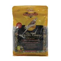 Vita Prima Cockatiel & Lovebird Seed 3lb